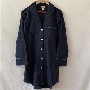 BedHead NWOT Long Sleeve Sateen Pajama Shirt